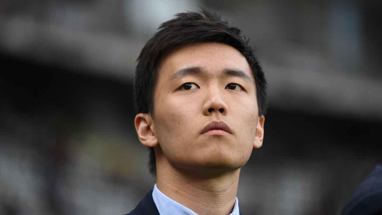 Inter Steven Zhang