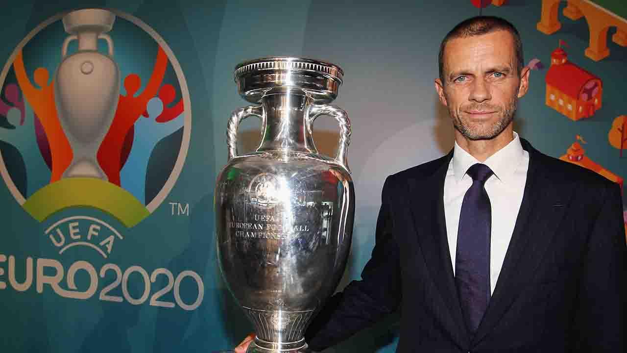 CEFERIN EURO 2020