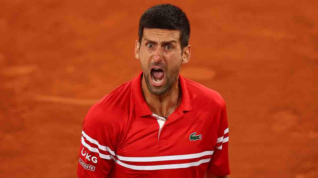 Roland Garros, Djokovic