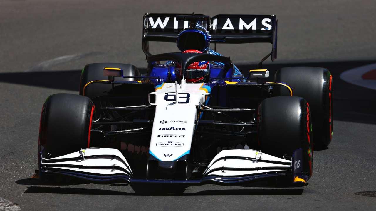 Formula 1: la Williams di Russel