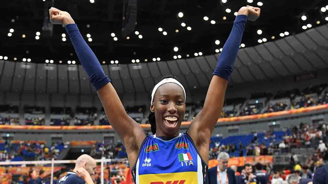 Olimpiadi Paola Egonu