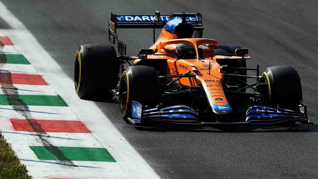 F1 MOnza Ricciardo