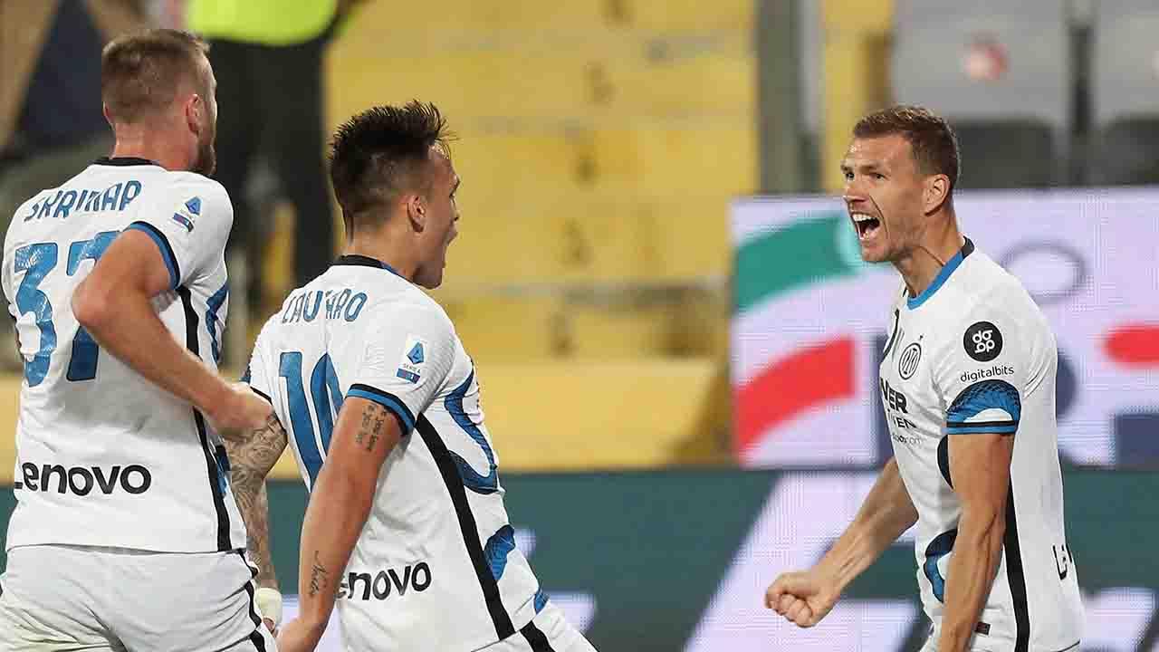 Fiorentina Inter Dzeko