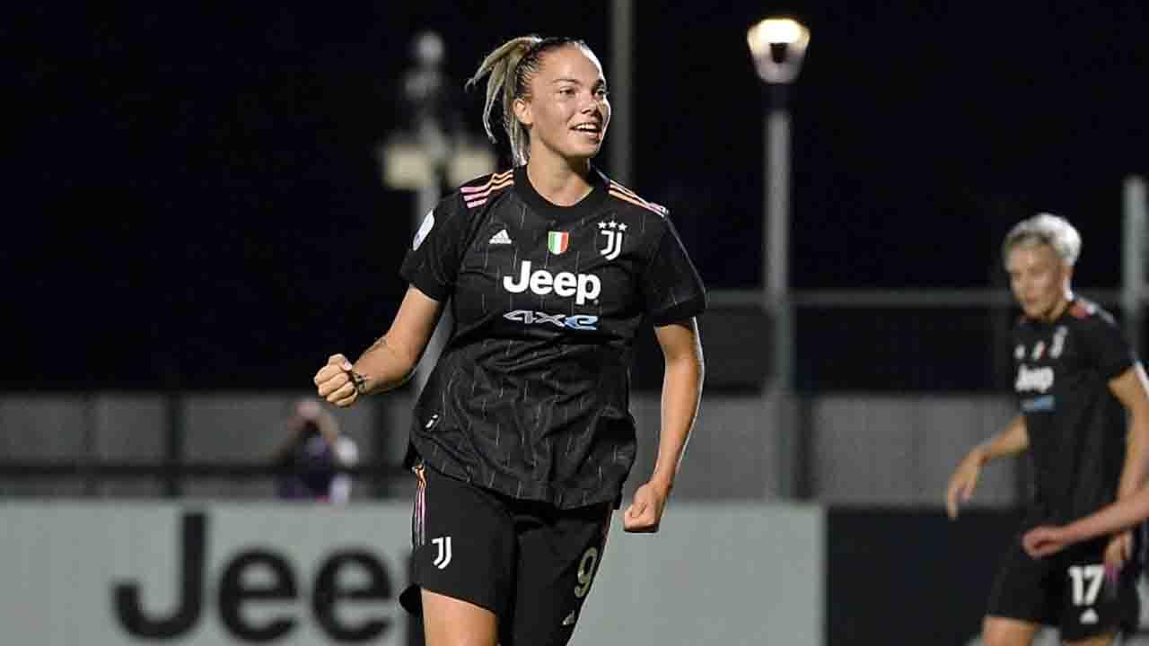 Juventus Femminile Staskova