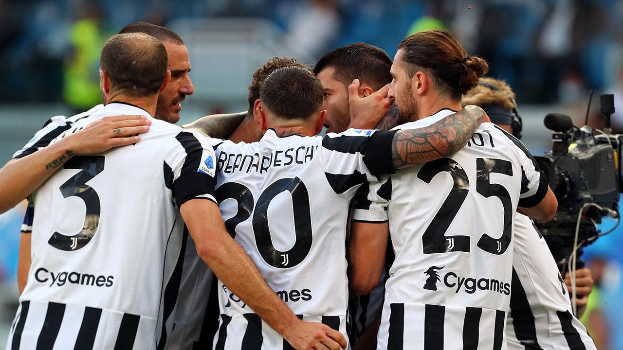 Malmoe Juventus, Morata