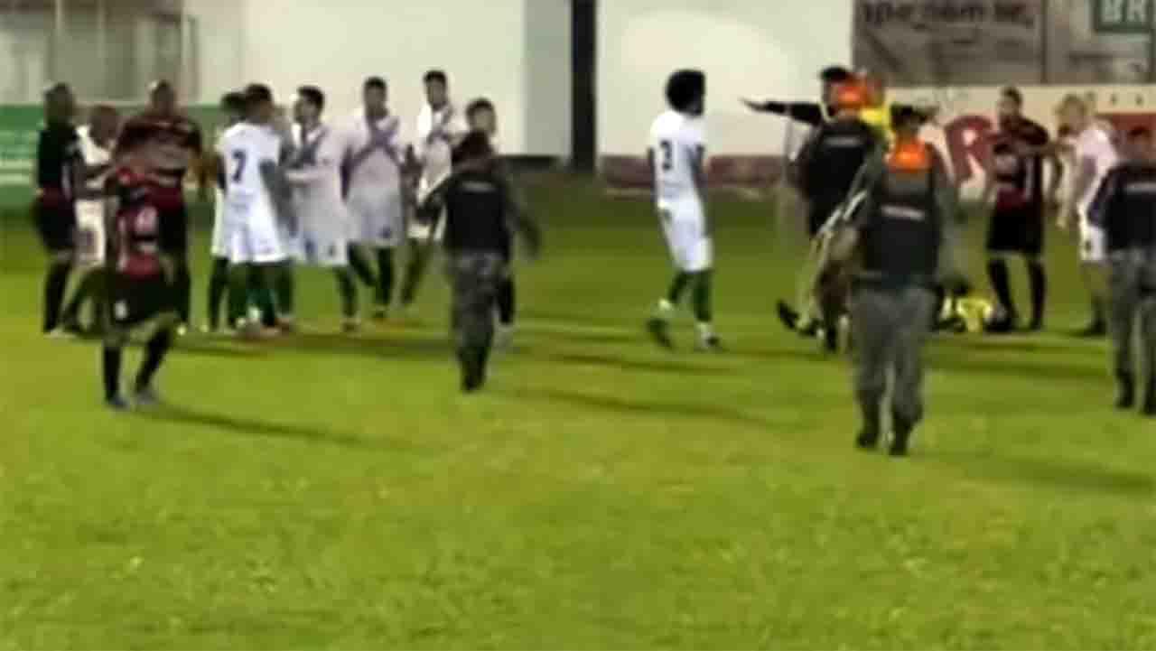 Brasile arbitro