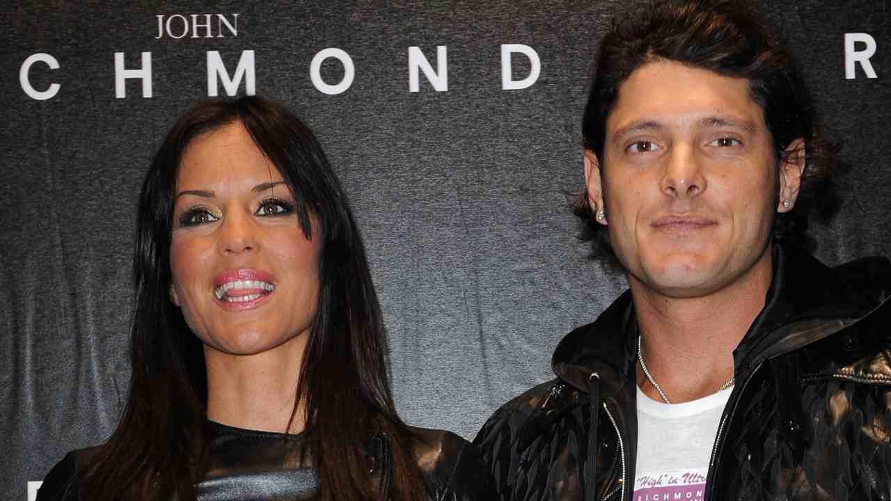 Con Antonella Mosetti