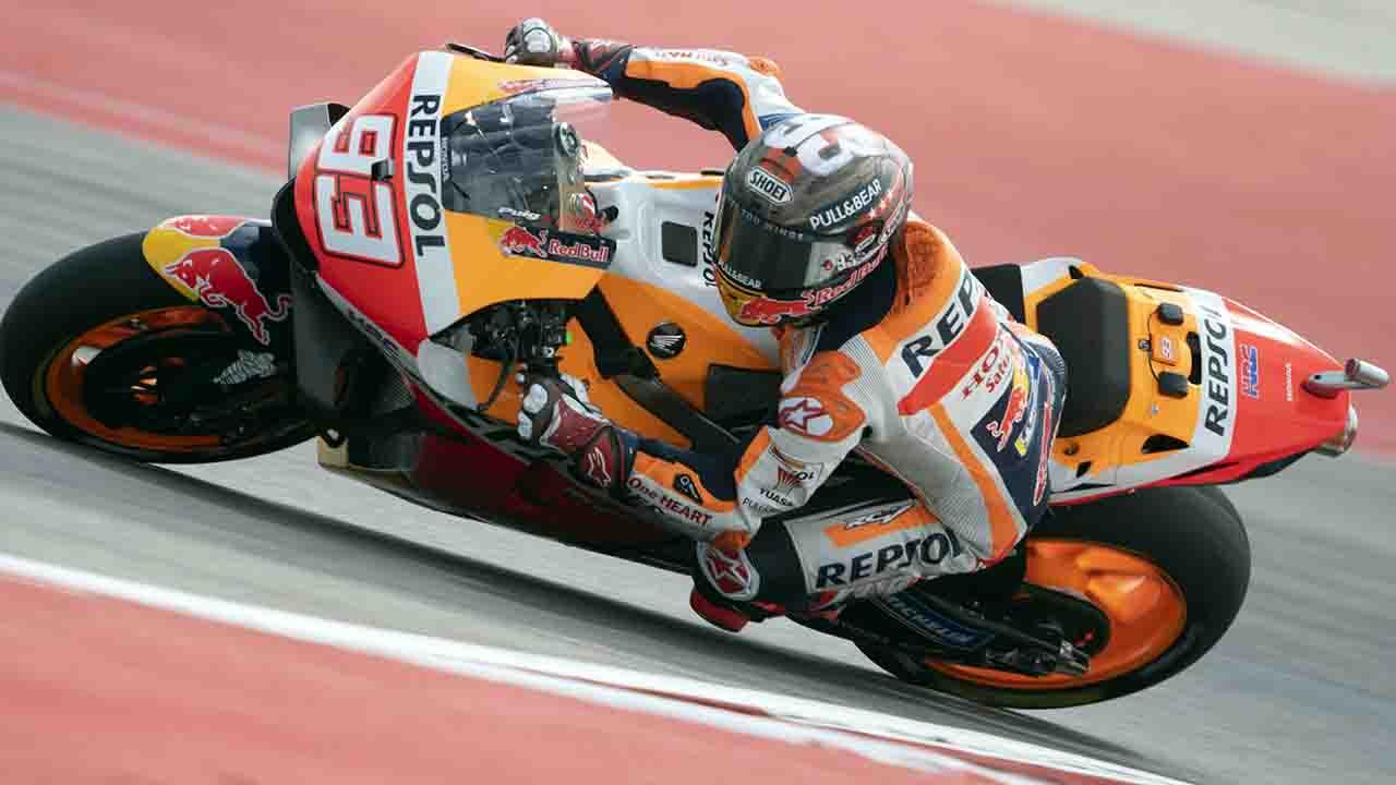 MotoGP Austin Marc Marquez