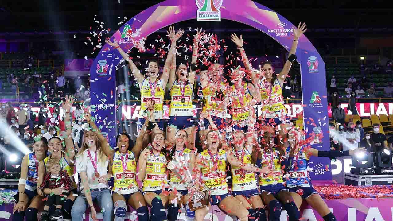 Supercoppa pallavolo femminile